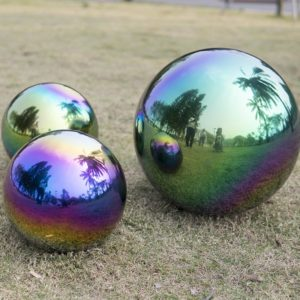 colorfull stainless steel ball