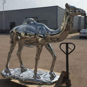 Camel-statue-sculpture