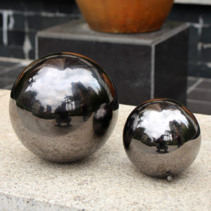 120mm Hollow Steel Ball SS304 Thickness 1.0mm