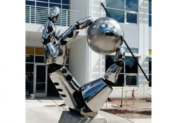special_metal_hand_sculpture_outdoor_stainless_steel_garden_sculptures
