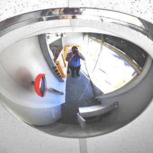 300mm Indoor Full Dome Mirror
